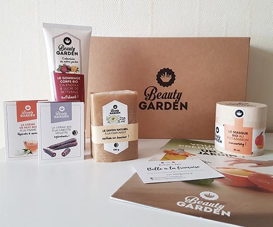 box beauty garden