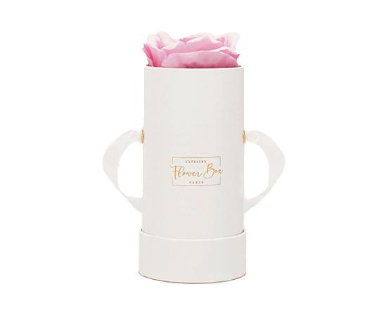 solo-white-box-rose-doux atelier flower box