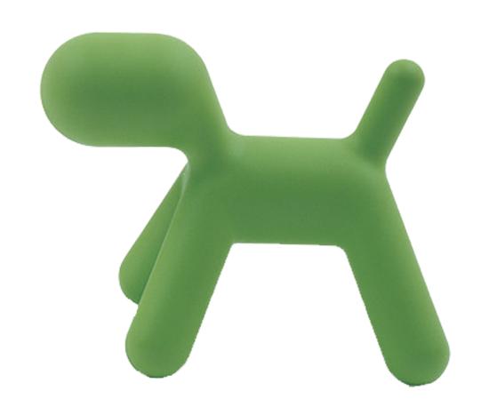 Dog vert petit