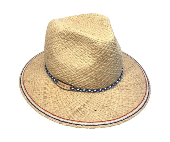 chapeau de paille camarguais