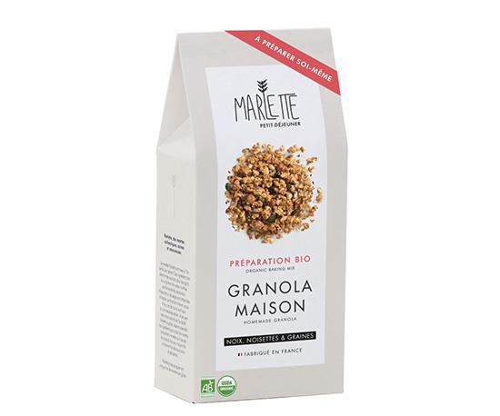 marlette préparation pour granola
