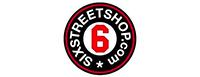 logo six street shop
